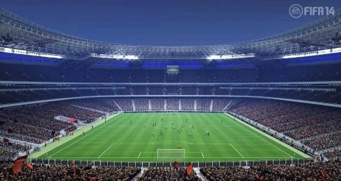No está el Campín, pero sí el Don Bass Arena del FC Shakhtar